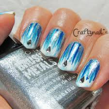 18 Chic nail art designs inspired by monsoon   Indian Makeup and ...