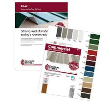 Central States Metal Roofing Color Chart R Loc Central States Mfg Inc
