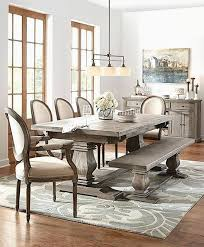 american drew dining table unique farmhouse dining room sets with bench the modern farmhouse 12 style