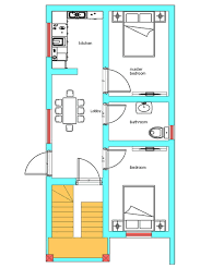 first floor elevation 3d size