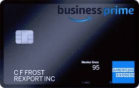 amazon business prime american express