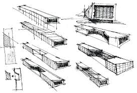 architecture design sketches.  Design Architectural Design Concept Gallery Of Architecture Sketches  Designs Concepts Inc Throughout