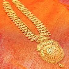 Gold Haar Design With Price Gold Chandan Haar From Manubhai Jewellers Gold Wedding