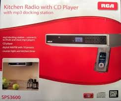 under cabinet cd radio players under cabinet kitchen radio with player and docking station new under cabinet radio cd player best