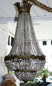 awful french empire chandelier vintage french empire crystal chandelier