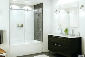 shower doors over tub bathtubs with glass shower doors tub and shower doors fixtures etc kitchen shower doors over tub
