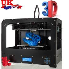 <b>2019 CTC FDM 3D</b> printer Upgraded Full Quality High Precision 2 ...