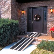 used wheel chair ramps. The Travel Ramps™ Fiberglass Wheelchair Ramps Are Lightweight, Yet Durable, And Can Be Used With Wheelchairs, Power Chairs, Scooters. Wheel Chair A