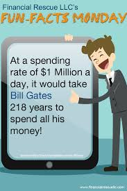 Image result for bill giving away his money