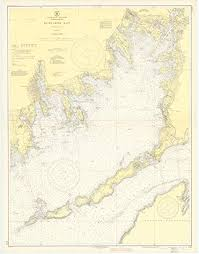 Nautical Chart Buzzards Bay Ma Amazon Com Vintography Reprinted 8 X 12 Nautical Map Of