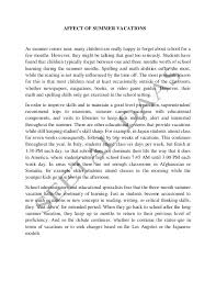 vacation essay writing twenty hueandi co vacation essay writing