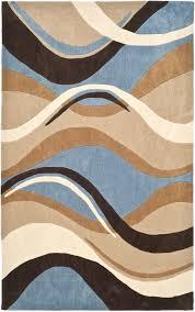 aqua brown area rug brilliant blue and at tan rugs l