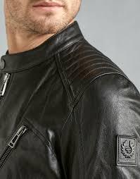 leather jackets mens leather jackets leather jackets for men belstaff us