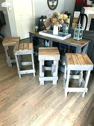 Build Your Own Bar Stool From 2x4 Stools I3