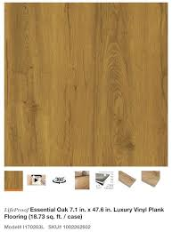 lifeproof rigid core luxury vinyl flooring luury vyl floorg burnt oak seasoned wood vi
