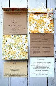 best 25 handmade wedding invitations ideas only on pinterest Easy Handmade Wedding Invitations handmade pocketfold wedding invitation vintage sunflower easy diy wedding invitations