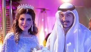 إلهام الفضالة على 'ويكيبيديا'... 'ممثلة كويتية سرقت شهاب جوهر من زوجته'