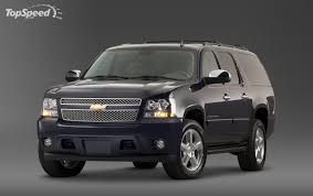 Chevrolet Suburban technical details, history, photos on Better ...