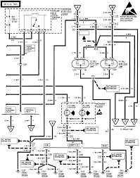 1997 s10 headlight wiring diagram 1997 chevrolet s10 sonoma wiring diagram and electrical system at