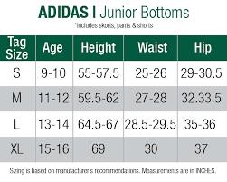 Adidas Jr Solid Pant Black