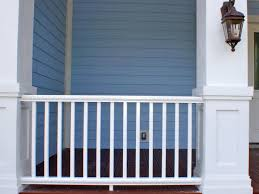 How To Install A Porch Railing  HGTVPorch Railing Pictures