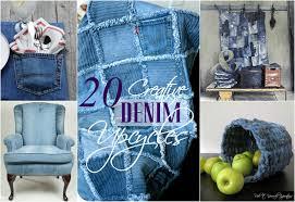 Repurposing Repurposing Denim Jeans Redo It Yourself Inspirations