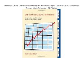 Off The Charts Download Off The Charts Law Summaries An All In One Graphic