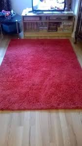 ikea hampen rug rug bright red x little used good condition ikea hampen rug review ikea hampen rug