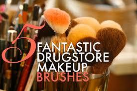 5 fantastic makeup brushes