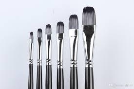 218 oil painting brushes set oil artist paint brush set synthetic paintbrushes art bicolor nylon hair acrylic paintbrushes set oil paint brush set painting