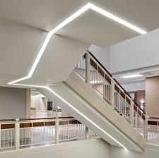 architectural lighting works lightplane 2 recessed lp2r hays government center tx