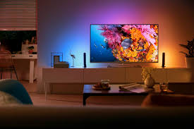 Hue Lights Black Friday 2018 Philips Hues New Tv Gadget Matches Colored Lights To