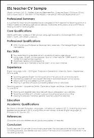 Resume For Teachers Job Resume For Teacher Job In India Pdf Teaching With No Experience