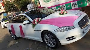 wedding car decoration 01