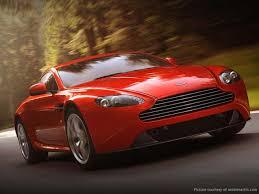 Rent Aston Martin V8 Vantage London Manchester Munich Zurich