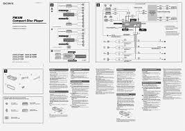 sony cdx gt24w wiring diagram kwikpik me sony xplod wiring diagram at Sony Cdx Gt130 Wiring Diagram