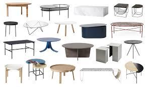 Side Table Scandinavian Design The Best Scandinavian Design Coffee Tables