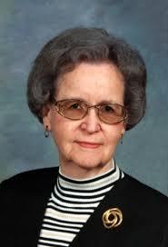 "TJM Funeral - Obituaries - Ethel ""Polly"" Pauline - Cunningham"