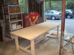 rustic dining table diy. DIY Rustic Dining Room Table Rustic Diy G