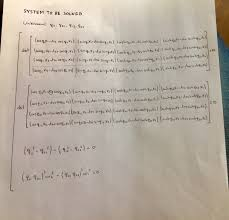 considering that the only unknows are q11 q21 q12 q22 is there any matlab function to get the solution is there a possibility that there exists no