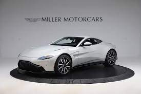 Pre Owned 2020 Aston Martin Vantage For Sale 149 800 Aston Martin Of Greenwich Stock A1507
