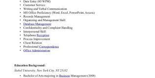 Beauty Salon Receptionist Resume. Salon Receptionist Resume ...
