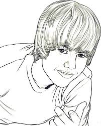Small Picture Justin Bieber Coloring Pages Coloring Pages To Print