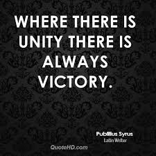 Quotes About Unity Inspiration Unity Quotes Page 48 QuoteHD