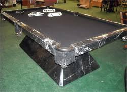 custom pool tables. Custom Marble Pool Table Orlando Tables