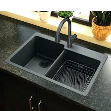 kitchen sinks for granite countertops sink on granite top mount sink on granite surprising quartz classic