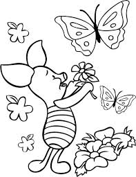 Small Picture butterfly and flower coloring pages with free coloring pages