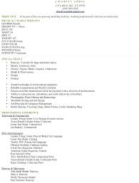 Promotional Model Resume Promotions Assistant Resume Samples Resume ...