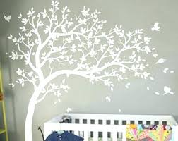 bambi wall decals wall decals tree decal for wall white tree wall decals nursery large wall