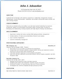 Free Professional Resumes Templates Free Resume Templates Download